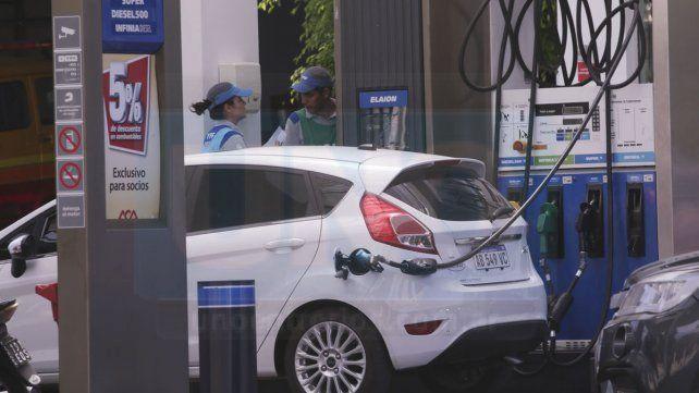 Combustibles: se viene otro aumento de los precios