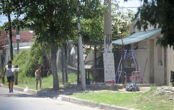 Valparaíso al 3300. La casa donde entró Eduardo Escobar al ser herido