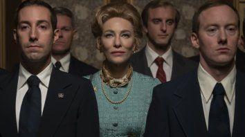 La doble ganadora del Oscar, Cate Blanchett, interpreta a PhylisSchlafly, quien volcó toda su energía en intentar detener el avance deuna enmienda.