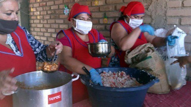 Más de 11 millones de argentinos reciben asistencia alimentaria