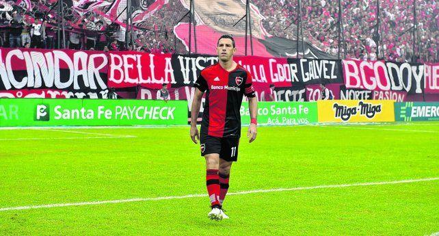 76 goles con la camiseta de Ñuls tiene la Fiera y está en el 7º lugar en la tabla histórica de goleadores. El líder es Víctor Ramos con 103.