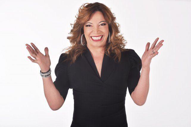 Lizy Tagliani: Siento que la televisión es como el amor de mi vida