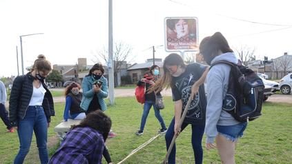 El Eco-Ideatón Joven fue lanzado en noviembre de 2020 y busca concientizar a los jóvenes de la importancia de plantar árboles.