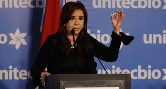 Cristina suspendió la actividad presidencial de hoy por un cuadro de hipotensión arterial