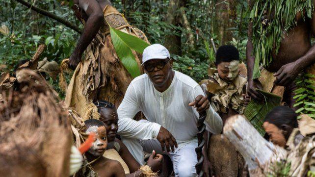 El reconocido actor estadounidense Samuel L. Jackson presenta un viaje revelador sobre la historia de la esclavitud.
