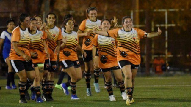 Fútbol femenino: el puntapié inicial será el domingo