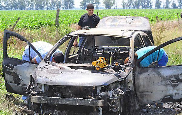 Dos hombres fueron asesinados una semana atrás en Frontera.