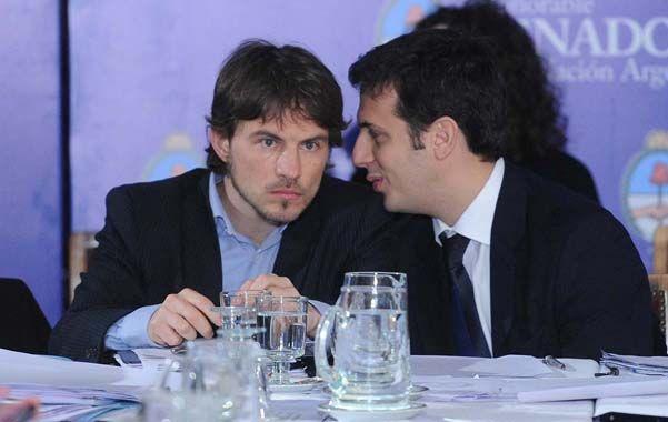 Julián Álvarez y  Augusto Costa impulsan los proyectos.