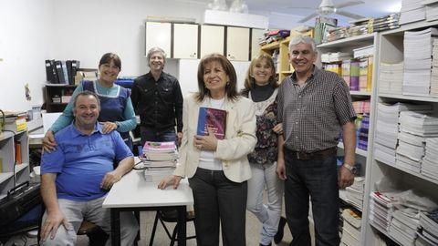 Escuela 251. María Sara Yema Córdoba (centro)