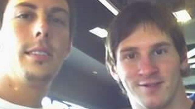 Con Messi, por el que más preguntan