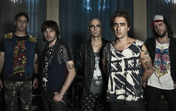 """La banda acaba de lanzar su nuevo material discográfico """"Brindaremos""""."""