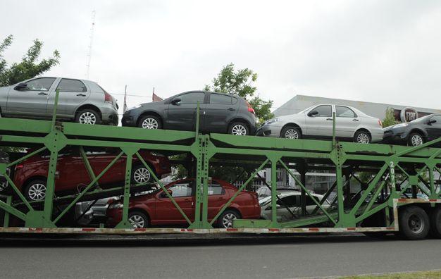 Automóviles. El aumento en la venta de vehículos caracterizó a la última década económica. Ahora