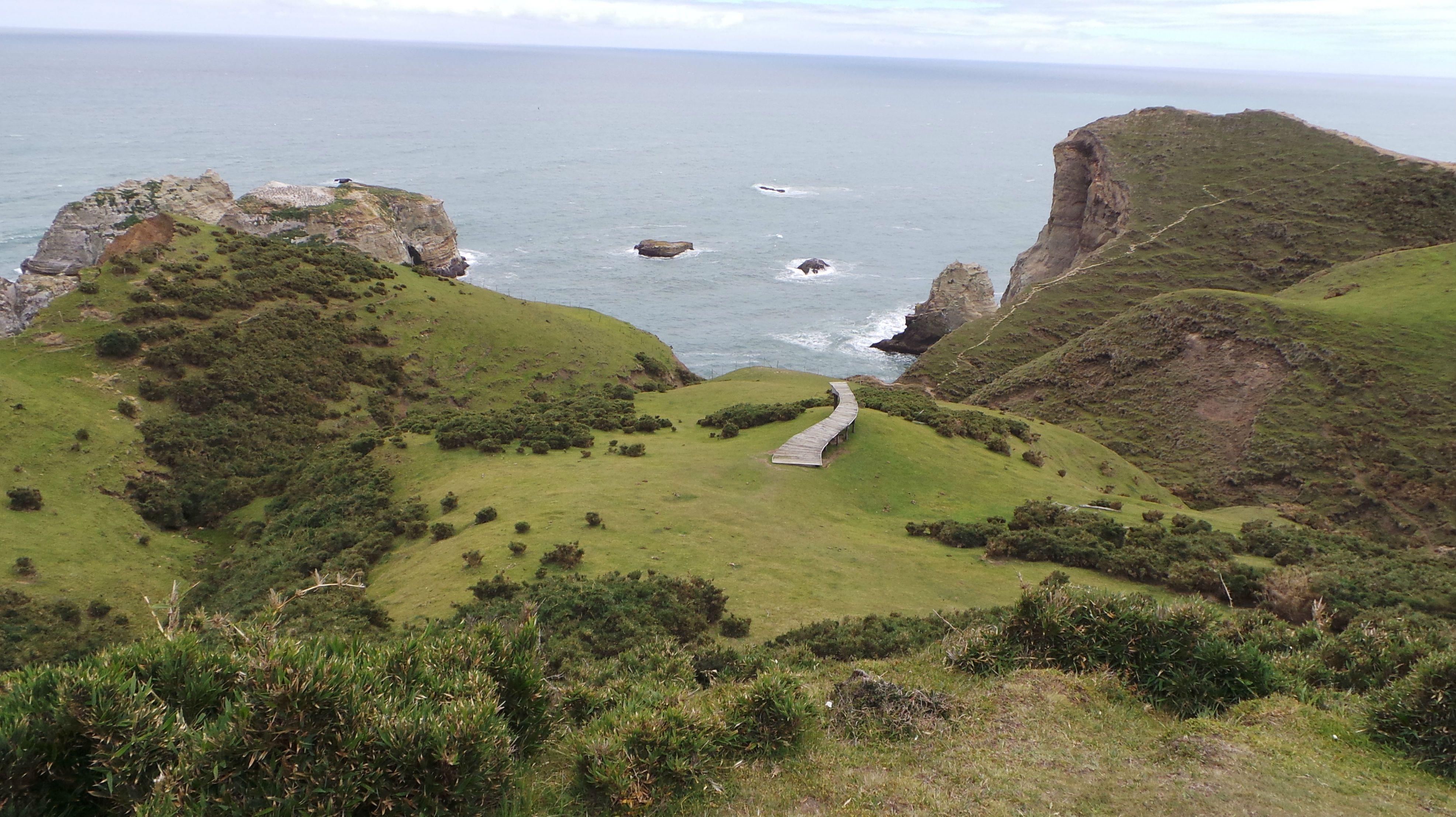 Chiloé tiene hermosos paisajes