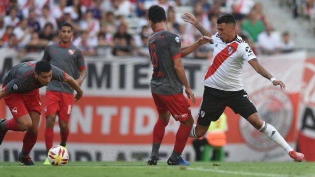 Rojos v. millonarios. Juan Sánchez Miño y Matías Suárez volverán a verse las caras.