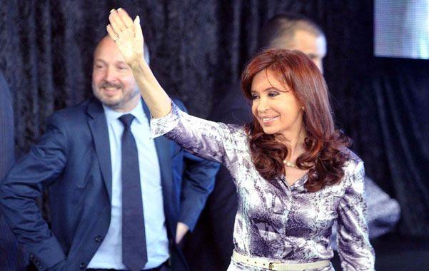 """Cristina ironizó sobre el auditor general de la Nación. """"Cambie la cara"""