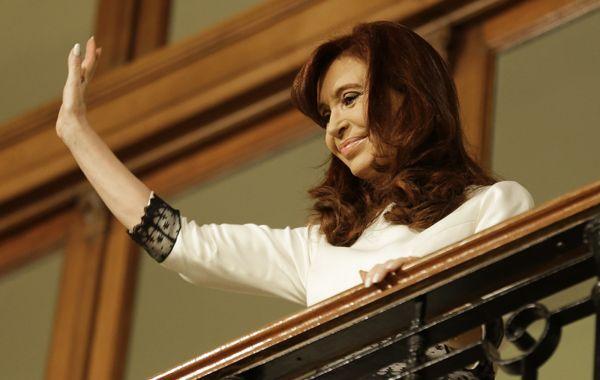 Cristina Fernández: Les pido a los argentinos que cuiden lo que hemos logrado