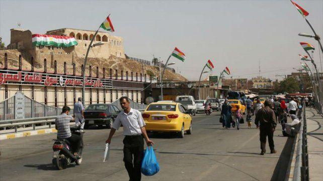Acuerdo para que Siria proteja la zona kurda