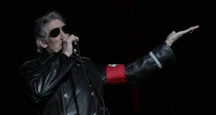 Roger Waters hizo delirar a 60 mil almas en River con The Wall Live