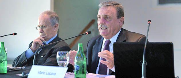 Lacava enfatizó las contradicciones del gobierno provincial.