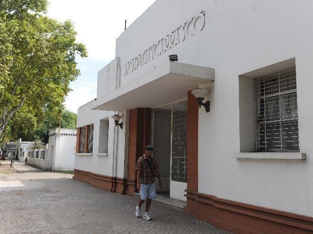 El muchacho falleció en el Hospital Carrasco.