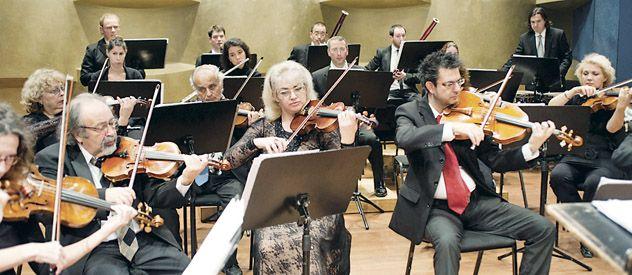 La Orquesta de Cámara de Israel se presentará esta noche