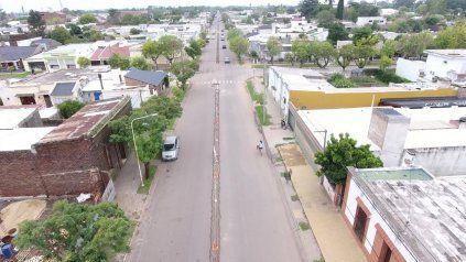 Elortondo insiste con ser declarada ciudad y en mayo volvió a presentar un proyecto en Diputados, el legislador de Firmat, Gabriel Real.