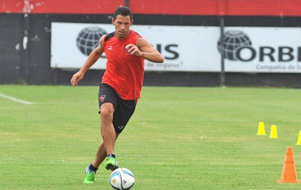 Maxi fue convocado para los amistosos de la selección argentina y se perderá el cotejo con Belgrano. Al respecto