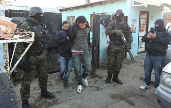 Recapturado. Angel Rubén Rodríguez está preso otras vez desde anteayer.