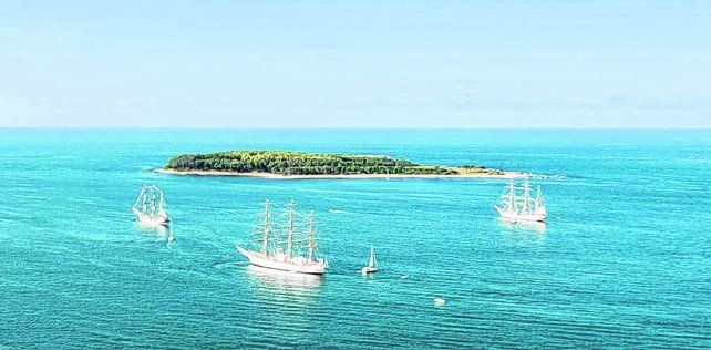 Embarcar rumbo a una isla Gorriti renovada