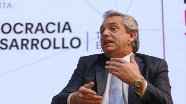 Alberto F con gobernadoras y empresarios mineros