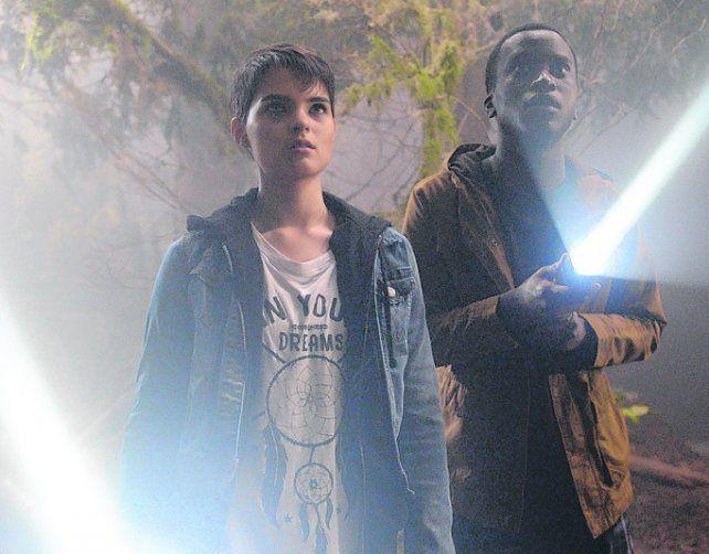 Niños en peligro. La segunda temporada promete suspenso y terror..