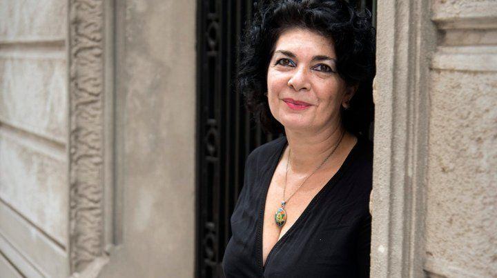 Tengo la fortuna enorme de estar trabajando aquí desde hace diez años, dijo Patricia Suárez desde la capital de Estados Unidos.