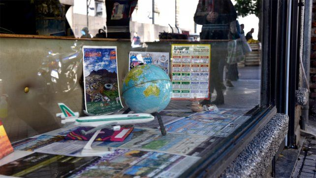 Las reservas de pasajes y paquetes de turismo en Rosario cayeron un 80 por ciento por la pandemia de coronavirus
