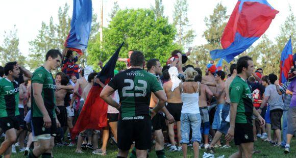 Duendes perdió la final del interior de rugby, de local, frente a La Tablada de Córdoba