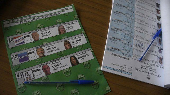 Las elecciones se desarrollaron con buena afluencia de votantes.