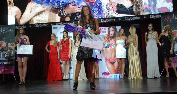 Una rosarina fue elegida como la Miss Mundo Santa Fe 2012
