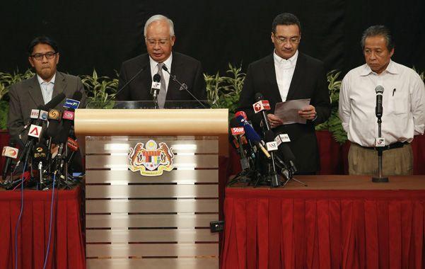 Conferencia. El primer ministro malayo