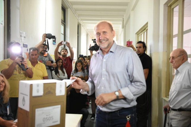 Perotti: La gran expectativa de cambio se verá reflejada en los votos