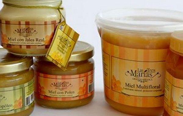 Los rótulos de registro que figuran en los productos alimenticios de Las Tres Marías no existen.