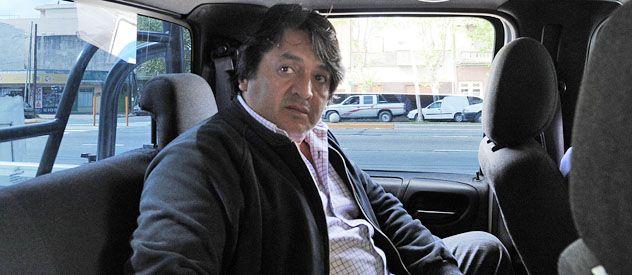 Alfonso Severo fue trasladado ayer a una fiscalía bonaerense para declarar sobre su cautiverio.