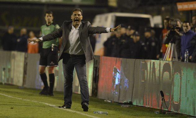 El entrenador auriazul destacó el hecho de haber logrado dos triunfos de visitante. (Foto: G. de los Rios)