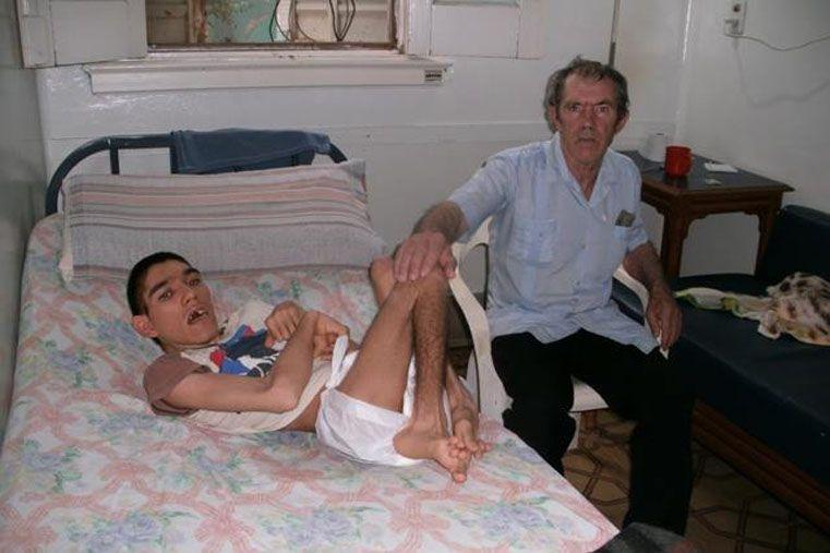 Antes y después. Pepe y su hijo