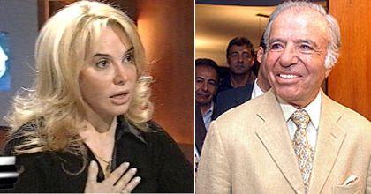 Carlos Menem y Zulema Yoma estarían viviendo juntos nuevamente