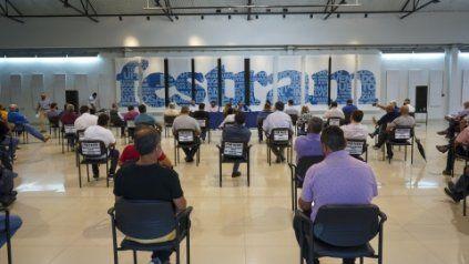 Festram. Dirigentes de los sindicatos municipales exigen aumento.