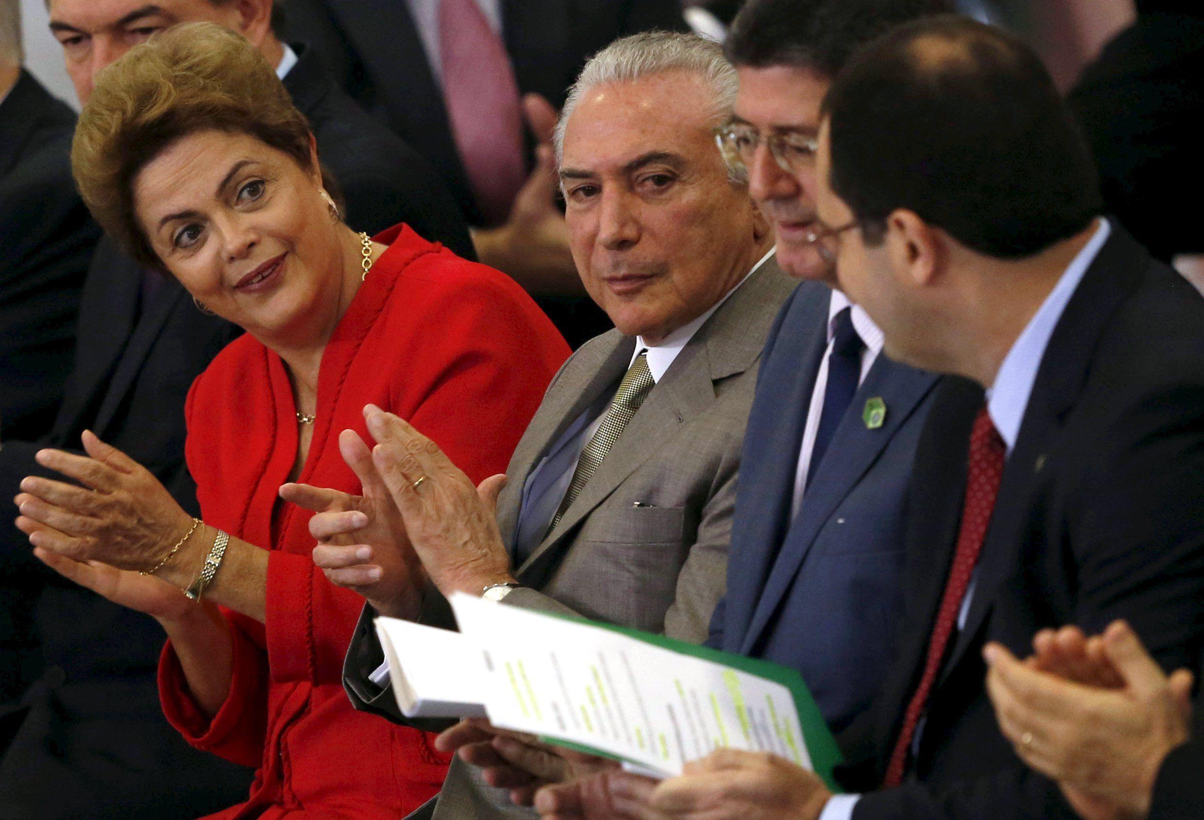 Presentación. Dilma