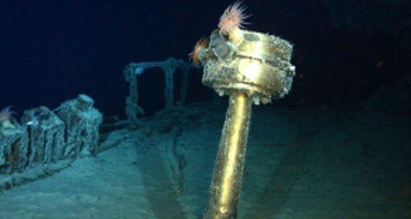 Hallan en buque hundido por nazis el mayor tesoro submarino de la historia