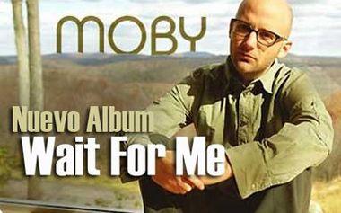 Moby se alejó de los ritmos bailables y volvió con un álbum tranquilo y triste