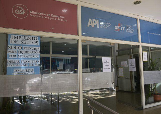 Abogados de la API denunciaron penalmente al administrador del organismo