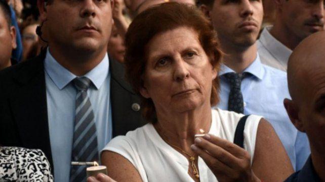 Sara Garfunkel, la mamá de Alberto Nisman, también figura como titular de la cuenta en un banco de EEUU.