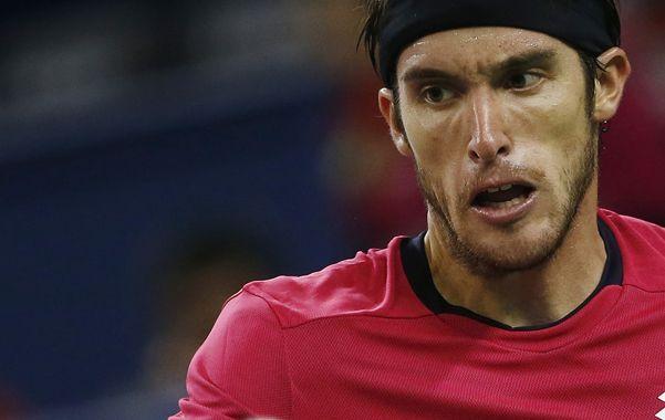 Mayer perdió sorpresivamente con el alemán Matthias Bachinger.